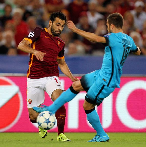 Champions League Roma Vs Barcelona: 1000+ Ideas About Mohamed Salah On Pinterest