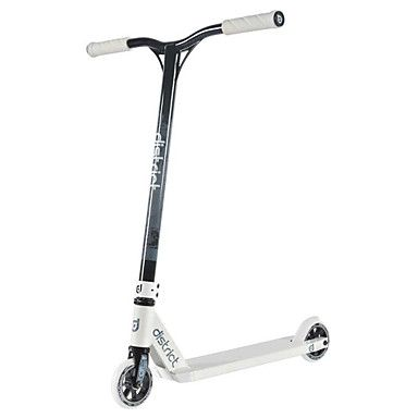 Pro Stunt Scooter Pro With New Design DK1 White