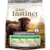 Nature's Variety Instinct Limited Ingredient Diet Lamb Meal Formula Dry Dog Food