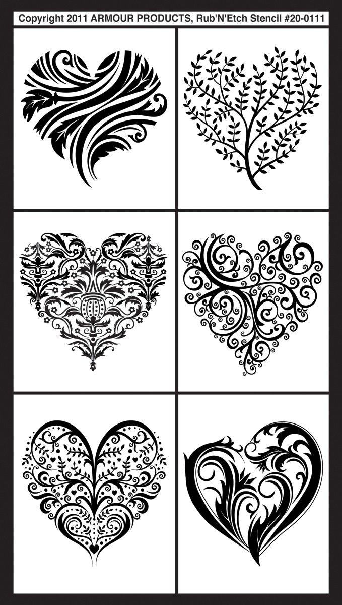 Glass etching or engraving patterns.                                                                                                                                                                                 Plus