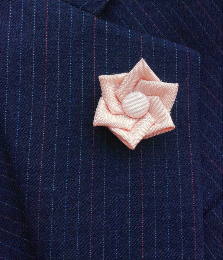 Custom Lapel Pins Men Pink Boutonniere Mens Lapel Pin Flower Lapel Pin Pink Lapel Flower Wedding Groomsmen Gifts For Him Kanzashi Brooch by exquisitelapel on Etsy https://www.etsy.com/listing/526692165/custom-lapel-pins-men-pink-boutonniere