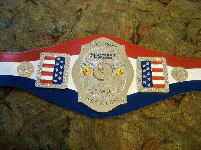 NWA National Title