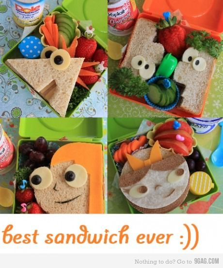 fun kid foods