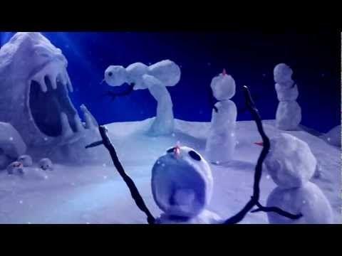 'Calvin And Hobbes' Christmas: Snowmen Death Scene Recreated (VIDEO)