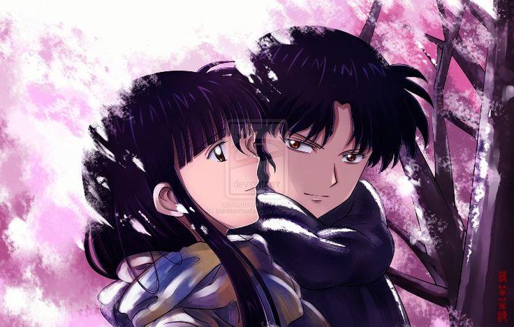 Naraku And Kikyo