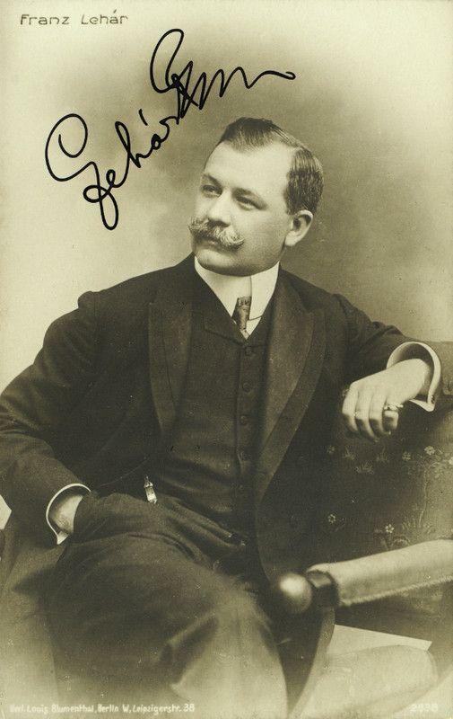 Lehár Ferenc - zeneszerző