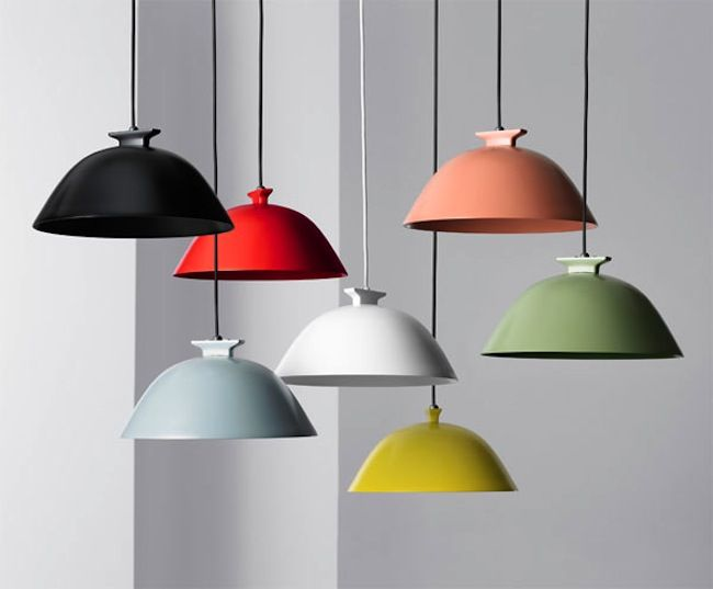 Inga Sempé is a French industrial designer specialising in furniture, lighting, objects and fabrics. Her most recent work, is a series of hanging lamps for lighting company Wästberg.