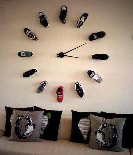 18 besten Uhren Bilder auf Pinterest | Wiederverwertung, Basteln und ...