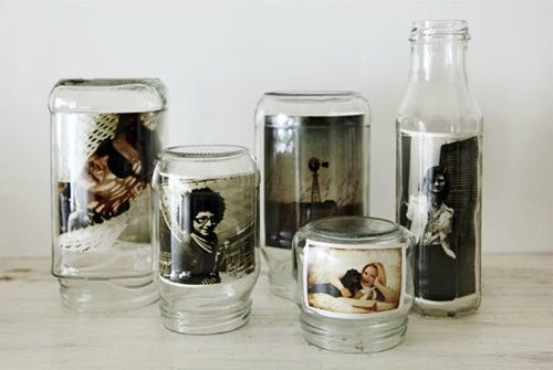 Bottle Photoframes