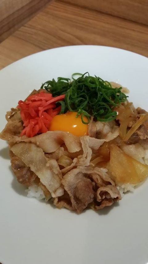 Todays lunch menu♪
