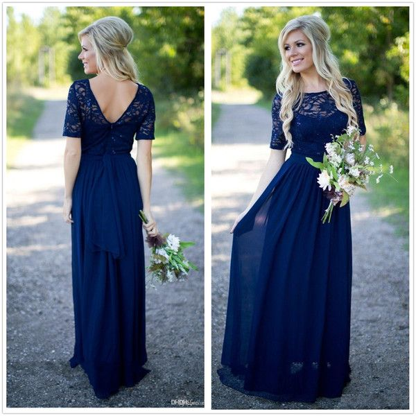 44 Brand New Wedding Dresses That 2017 Brides Need To See: Best 25+ Country Bridesmaid Dresses Ideas On Pinterest