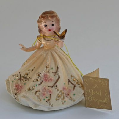 Vintage Josef Originals Doll