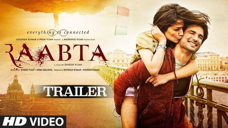 "Raabta Official Trailer |  Sushant Singh Rajput & Kriti Sanon - WATCH VIDEO HERE -> http://philippinesonline.info/trending-video/raabta-official-trailer-sushant-singh-rajput-kriti-sanon/   Gulshan Kumar and Prem Vijan present the official Trailer of the upcoming Indian film ""Raabta"" a film by Dinesh Vijan and Produced by Bhushan Kumar Krishan Kumar Dinesh Vijan Homi Adajania.The Film stars Sushant Singh Rajput and Kriti Sanon in lead roles with Music by Prita"