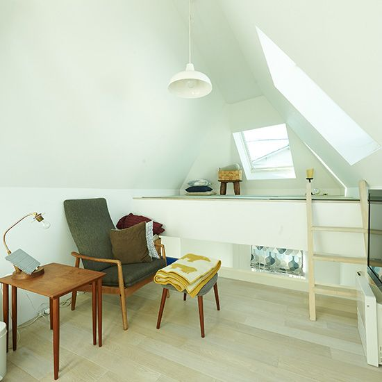 【インテリア特集】第1話:北欧ヴィンテージ家具と和室。「開放感」にこだわったリビング