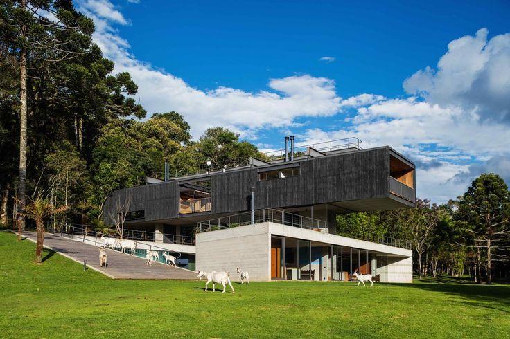 Galería de House in Mantiqueira / Una Arquitetos - 2