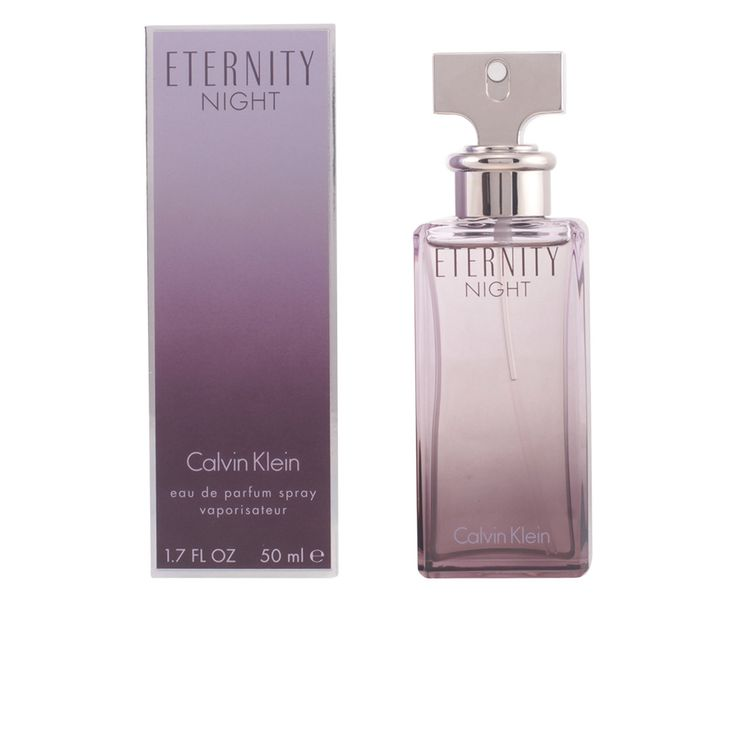 Perfume ETERNITY NIGHT edp vaporizador 50 ml – Calvin Klein