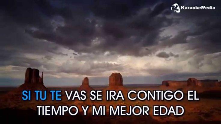 Abrazame - Julio Iglesias - KARAOKE HQ
