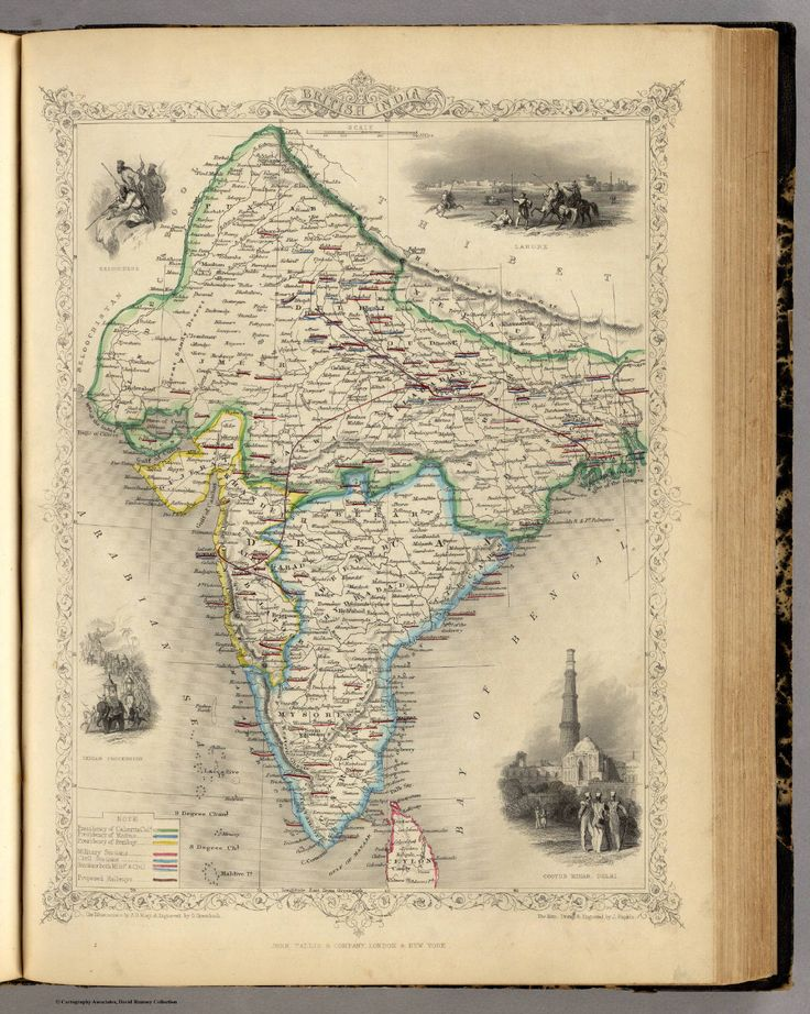 38 best vintage maps of india images on pinterest vintage cards old map of india dating back to british raj publicscrutiny Image collections