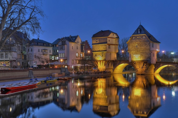 Bad Kreuznach, Germany. I was lucky enough to live here for 3 years, I hope to take my son here in 2-4 years.
