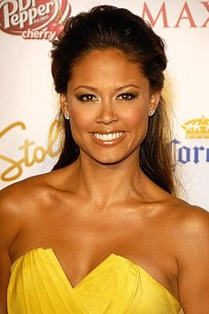 Vanessa Minnillo, model, actress (Irish, Italian, Filipino)