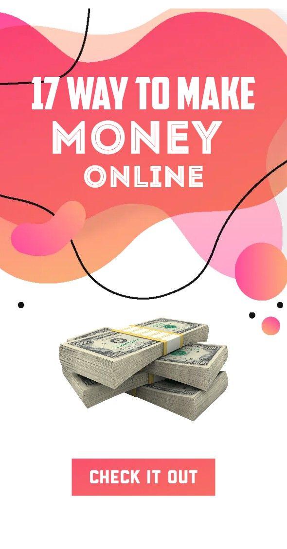Get Money Online