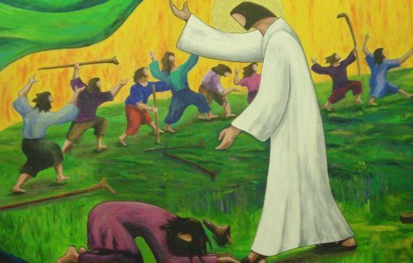 Reflexiones del Evangelio del Domingo XXVIII del Tiempo Ordinario Ciclo C a través de Lectio Divina para el Domingo 9 de octubre de 2016 Lucas 17, 11-19. «Jesús, Maestro, ten piedad de mí»