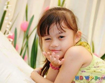 Cute Baby Girl ~ HD Wallpapers Point