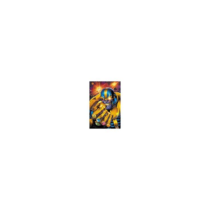 Avengers Vs. Thanos (Paperback) (Joe Caramagna)