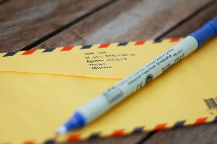 How to Address Envelopes to Japan -- via wikiHow.com
