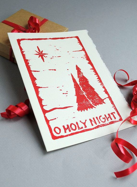 handmade christmas card. I need to show this to my MIL