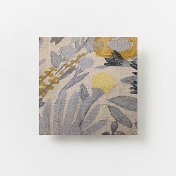 Fabric By The Yard - Paintbrush Bouquet #westelm