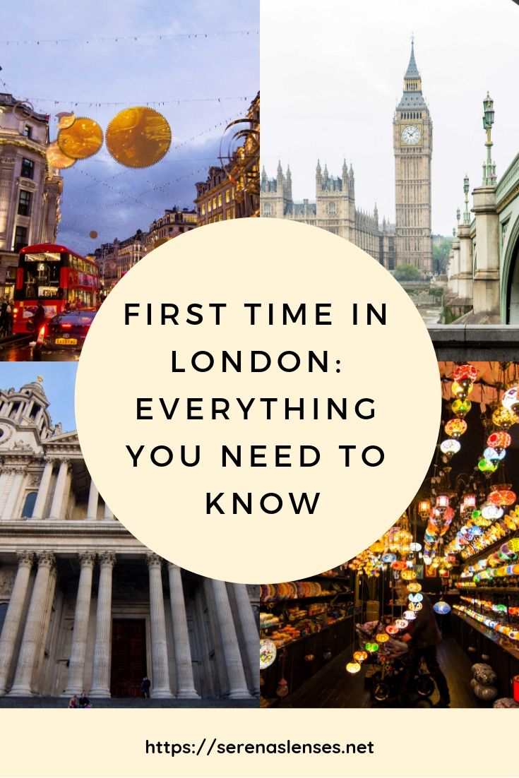 London Travel Advice >> First Time In London How To Plan Your First Trip To London Best