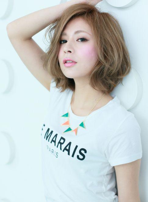 クールモテミディ 【Gran mash】 http://beautynavi.woman.excite.co.jp/salon/26422
