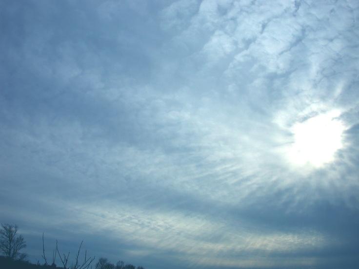 weird cloud