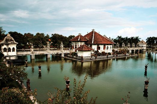 Ujung Water Palace: Officially named Taman Soekasada Ujung, the Ujung Water Palace is a big park in Ujung village – so...