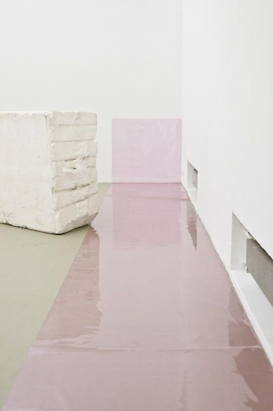 Ian Kiaer - http://www.saatchigallery.com/artists/ian_kiaer.htm - - http://www.alisonjacquesgallery.com/artists/25/works/