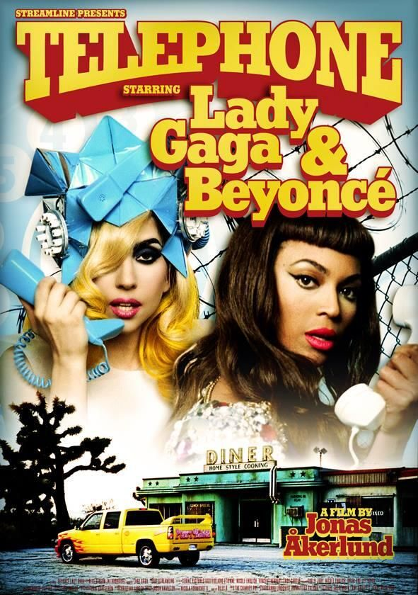 Bey n Lady Gaga Telephone