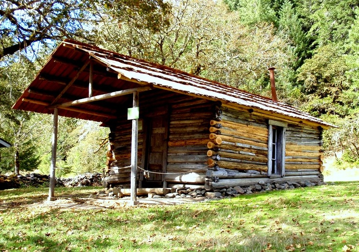 17 best images about oregon log cabins on pinterest for Wilderness cabin plans