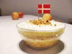 Köstliches Dänisches Apfeldessert zum Nachkochen!