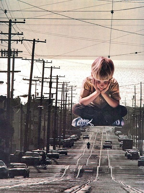 Clever and meaningful Collage Art Examples (33)