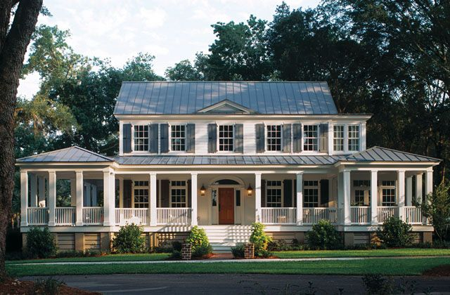 I want this house!Dreams Home, Country House, Dreams House, Country Home, Southern Home, Wrap Around Porches, Wraps Around Porches, Front Porches, House Plans