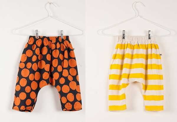 Bobo Choses - for striking prints on stylish baby clothes