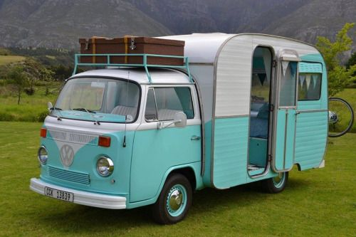 Vintage Trailers | Super custom