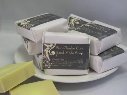 Hand Made French Pear Soap