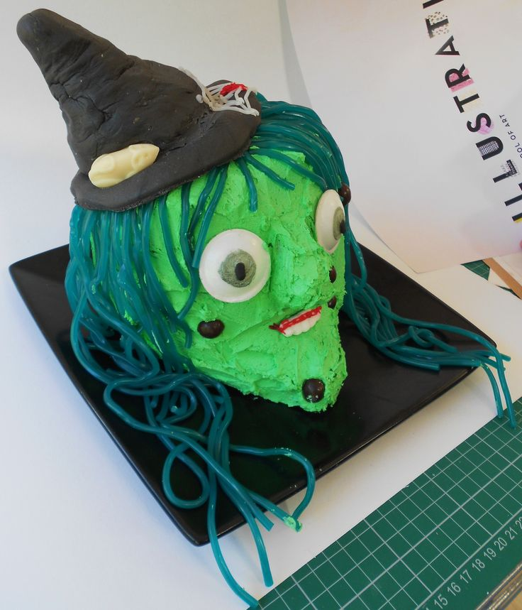 17 best images about Asda Halloween Cake Comp Faves on ...