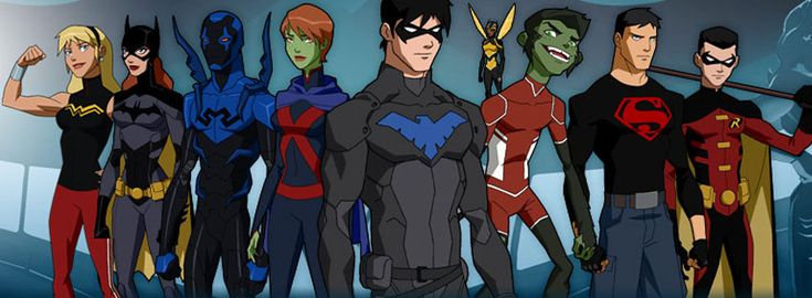 SDCC '12: Season 2 Footage Of YOUNG JUSTICE Shows New Heroes And Villains