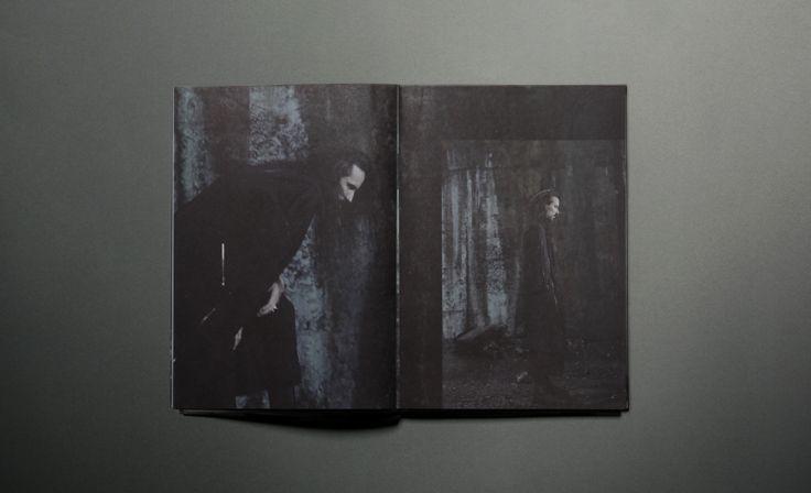 Misomber Nuan LookBook, 2012, on theartistandhismodel