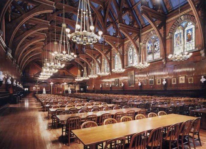 Harvard Campus Library