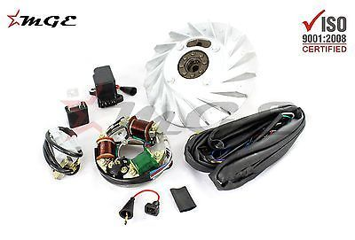 Vespa 12 Volt Electronic Kit 6 Volt Conversion Kit VBB VBA SUPER VBC VNB #K044