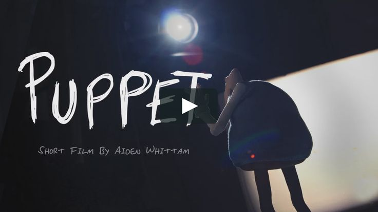 Puppet - Short Film by Aiden Whittam  Everything in stop motion animation has to be made from scratch, nothing exists until it is created and placed in front of…